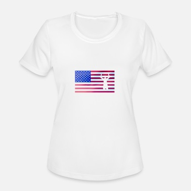 National Day Apparel for National Day Of Prayer National Day Of - Women's Moisture Wicking Performance T-Shirt