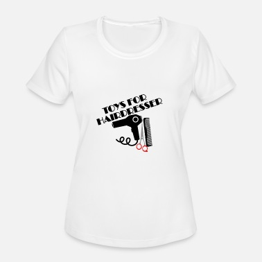 Toi Toi Toys - Women's Moisture Wicking Performance T-Shirt