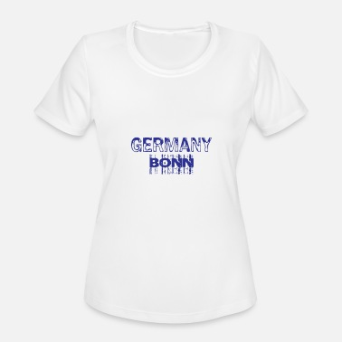 Bonn Bonn - Women's Moisture Wicking Performance T-Shirt