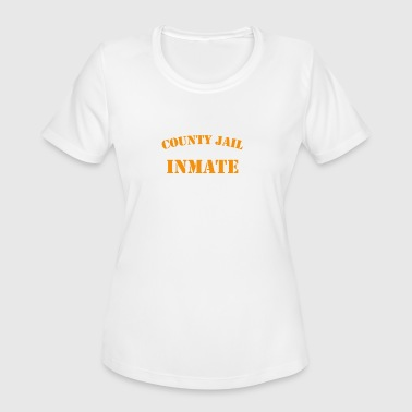 Jail Cell County jail inmate - Women's Moisture Wicking Performance T-Shirt