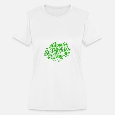 6fda583fb St. Patricks Day Celebration Irish luck lucky - Women's Sport T.  Women's Sport T-Shirt