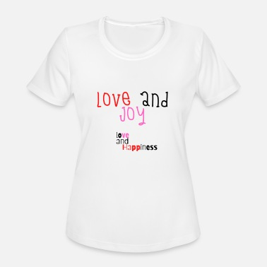 love and joy - Women's Sport T-Shirt