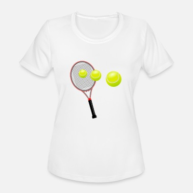 Serve Tennis Serve - Women's Sport T-Shirt
