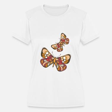 Butterfly Love Gift Birthday Shirt Mom