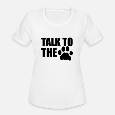 Final Fantasy Viii Talk To The Paw - Women's Sport T-Shirt