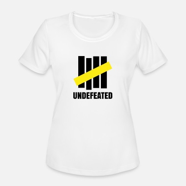 Undefeated Undefeated - Women's Sport T-Shirt