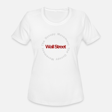 Movement Occupy the Wall Street Movement black - Women's Sport T-Shirt