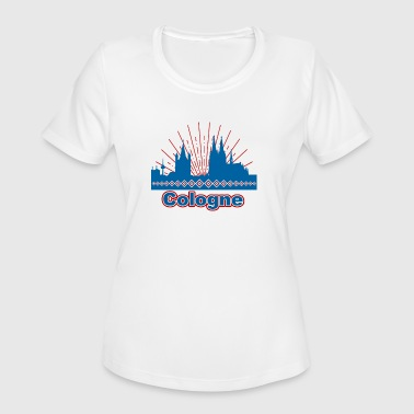 Cologne - Women's Moisture Wicking Performance T-Shirt