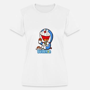 76ab9e01 Doraemon Doraemon Dorayaki - Women's Sport T-Shirt