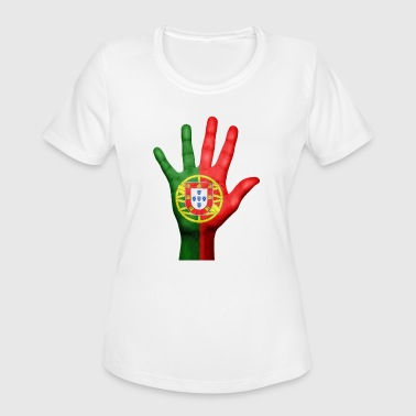 portugal - Women's Moisture Wicking Performance T-Shirt