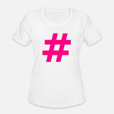 Numbering Number - Women's Sport T-Shirt