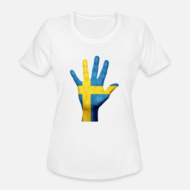 Sweden Sport sweden - Women's Moisture Wicking Performance T-Shirt