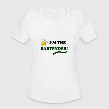Bartender Ideas bartender - Women's Moisture Wicking Performance T-Shirt