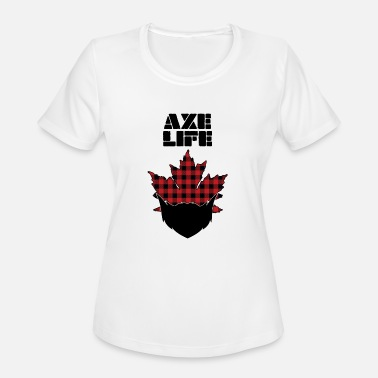 Syrup Axe Life MAPLE - Women's Sport T-Shirt