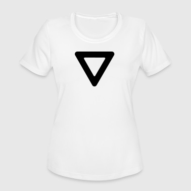 Yield! - Women's Moisture Wicking Performance T-Shirt