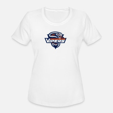 The Viper Vipers - Women's Moisture Wicking Performance T-Shirt