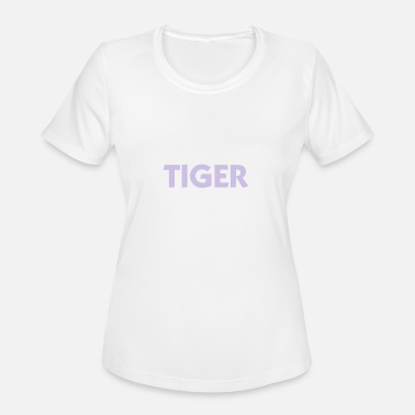 Eline I Slept With Tiger! - Women's Moisture Wicking Performance T-Shirt
