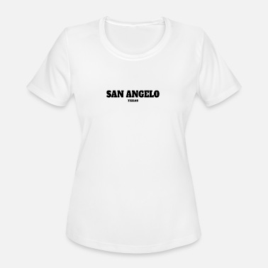 Angelo TEXAS SAN ANGELO US EDITION - Women's Sport T-Shirt