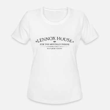 Lennox Sucker Punch - 'Lennox House' - Women's Sport T-Shirt