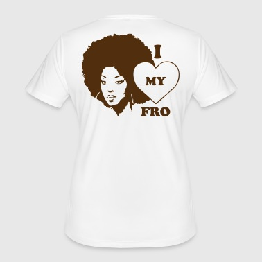 FRO - Women's Moisture Wicking Performance T-Shirt