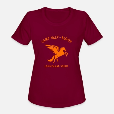 Camp Camp Half Blood - Women's Sport T-Shirt