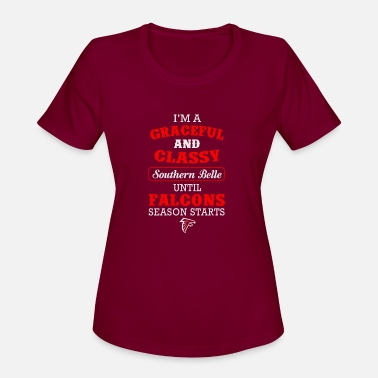New Design I m A Graceful And Classy Southern - Women's Sport T-Shirt