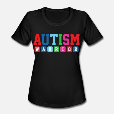Autism Support Autism Autism Awareness Support Autism - Women's Sport T-Shirt