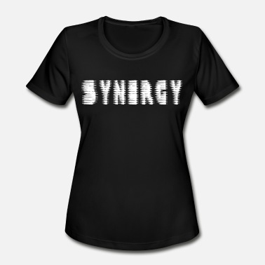 Synergy synergy - Women's Moisture Wicking Performance T-Shirt