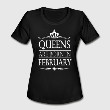 Girls Love Beyonce Queens Month - Women's Moisture Wicking Performance T-Shirt