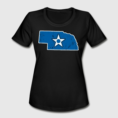 Nebraska Air Force Security Forces Air Force - Women's Moisture Wicking Performance T-Shirt