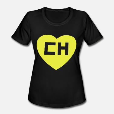 El Chapulin Colorado Ch El Chapulin Colorado El Chavo Funny Hispanic Co - Women's Moisture Wicking Performance T-Shirt