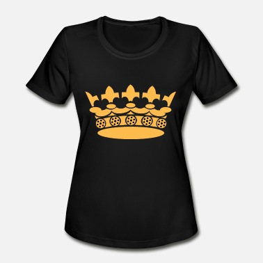 Gold Crown Gold Crown - Women's Moisture Wicking Performance T-Shirt