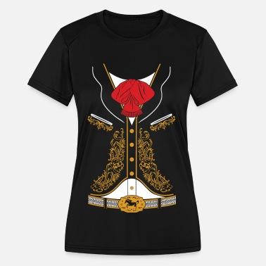 e798244bf8 Mexican Mariachi Charro Suit Women s T-Shirt