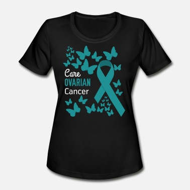 Ovarian Cancer Ovarian Cancer Awareness - Women's Sport T-Shirt