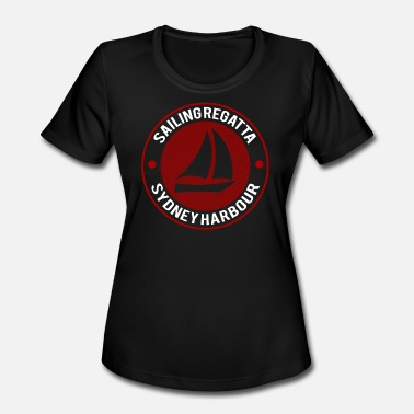 Regatta sailing regatta - Women's Sport T-Shirt