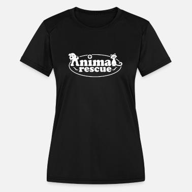 6902c1d90 Xxx Animal Rescue Animal rescue - Women's Sport T-Shirt. Women's ...