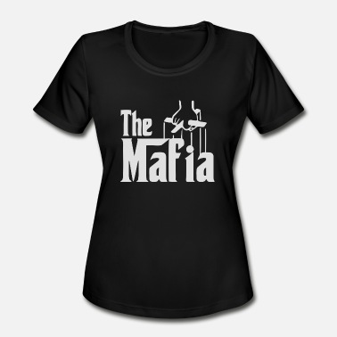 Mafia Music Mafia - Women's Moisture Wicking Performance T-Shirt