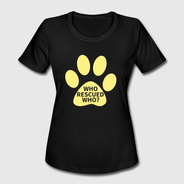 Amazing Dog Amazing Costume For Dog Lover. - Women's Moisture Wicking Performance T-Shirt