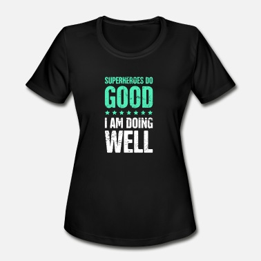 English Teacher Funny English Teacher Quote - Women's Moisture Wicking Performance T-Shirt