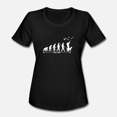 Hunting Evolution Hunting Evolution - Women's Moisture Wicking Performance T-Shirt