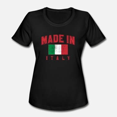 Made in Italy - Women's Sport T-Shirt