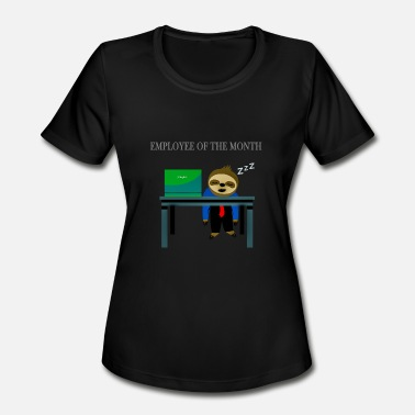Employee Of Month Employee of the Month - Women's Sport T-Shirt