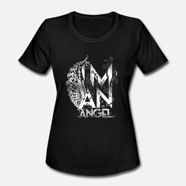 angel - Women's Sport T-Shirt