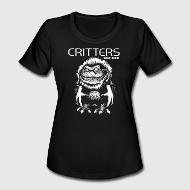 Critters - Women's Moisture Wicking Performance T-Shirt