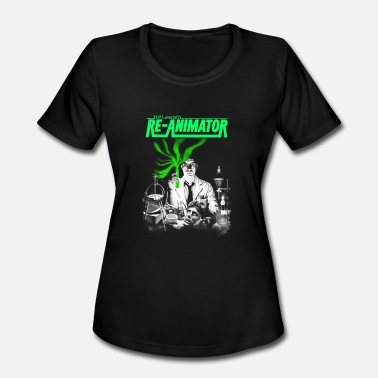 Abby Normal Young Frankenstein Re Animator - Frankenstein shirt for horror love - Women's Moisture Wicking Performance T-Shirt