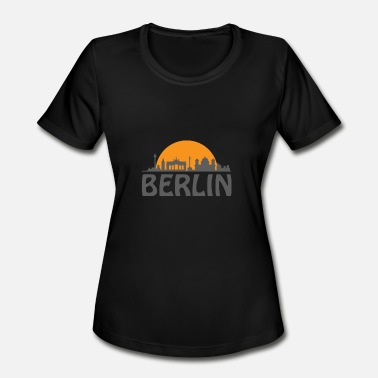 Stunning Stunning Berlin - Women's Moisture Wicking Performance T-Shirt