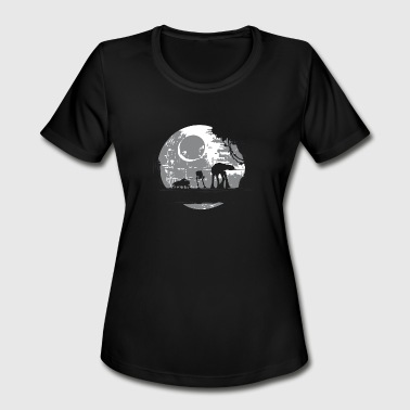 Imperial Moonwalkers - Women's Moisture Wicking Performance T-Shirt