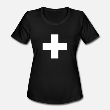 Swiss Cross Switzerland - Swiss Cross - Women's Sport T-Shirt