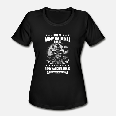 National Guard Girlfriend Army national guard - Army national guard - an a - Women's Sport T-Shirt