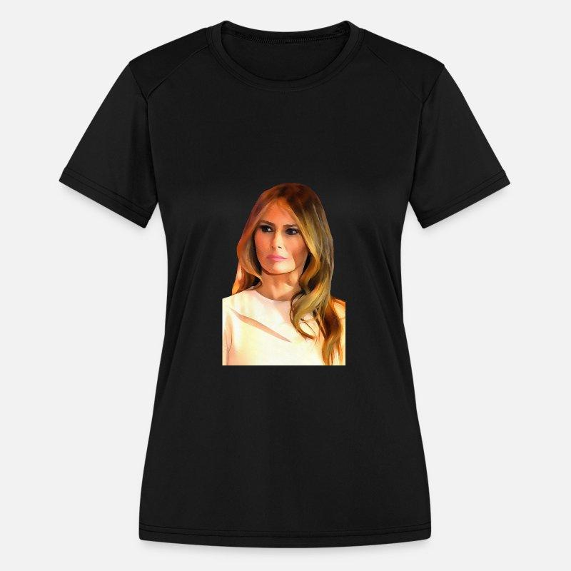 181cc997 Shop Melania-trump T-Shirts online | Spreadshirt